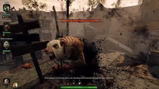 Warhammer Vermintide 2 intro + solo gameplay(Shadows Over Bogenhafen DLC)(PC)[HD]