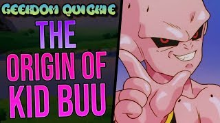 The ORIGIN of Buu