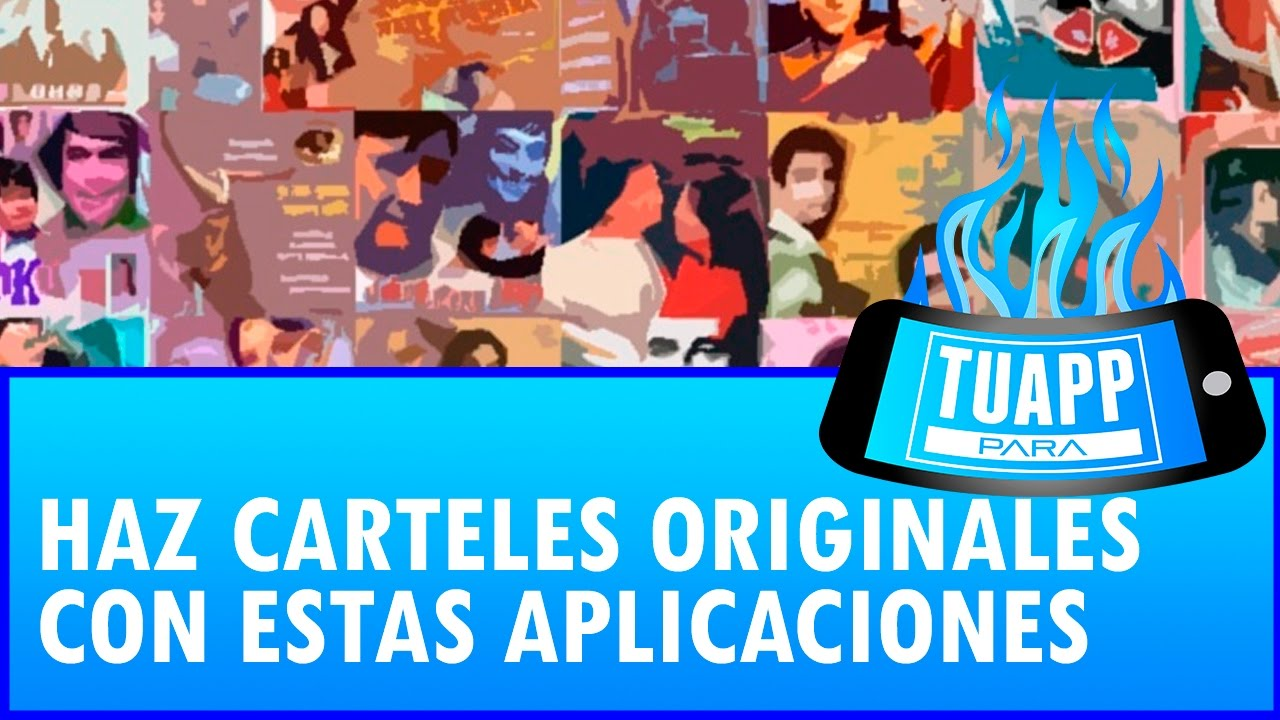 Webs Programas Y Apps Para Hacer Carteles Y Posters Gratis