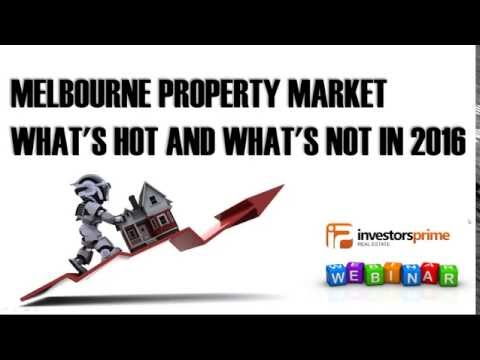 Melbourne's Best Capital Growth Suburbs Revealed For 2016 Webinar, By Konrad Bobilak