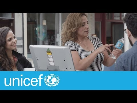 How far would you walk to find clean drinking water? | UNICEF