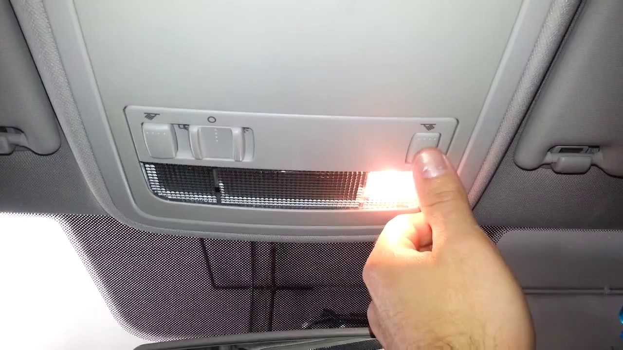 2007 vw passat interior light fuse