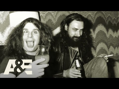 Sneak Peek: Biography: The Nine Lives Of Ozzy Osbourne | A&E