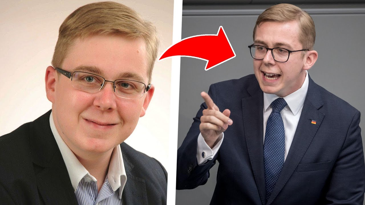 Philipp Amthor Die Dunkle Wahrheit Uber Ihn Und Seinen Aufstieg Youtube