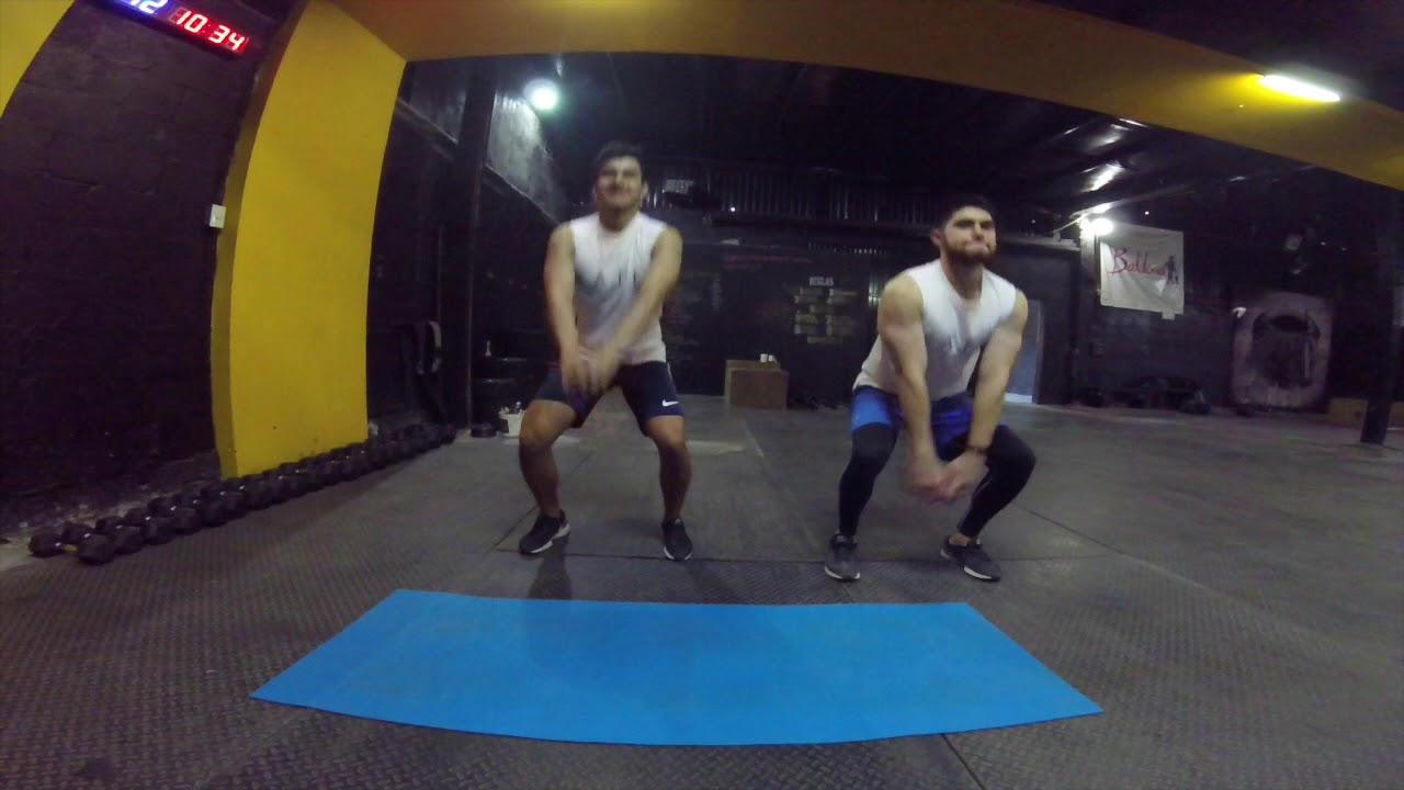 Circuito Quema Grasa Gimnasio : No tienes tiempo de ir al gimnasio ejercicios caseros