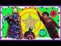 "Avengers Superhero Christmas Tree Easy Decorating  | Kids Toys | ""O Christmas Tree"" Piano"