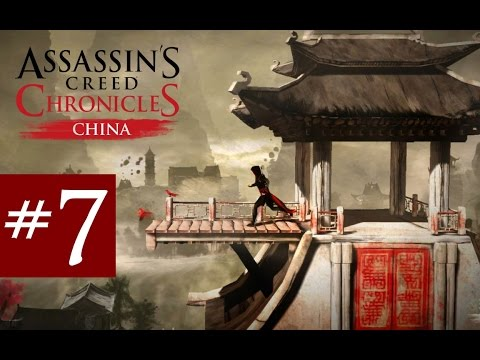 Assassin's Creed Chronicles: China - Walkthrough - Shadow/Gold - Memory #7 - The Snake