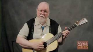 Blues Scale Lesson from Acoustic Guitar