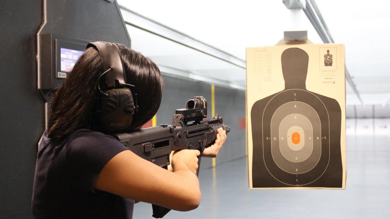 Sky Range: State-of-the-art Indoor Shooting Range (Manila ...