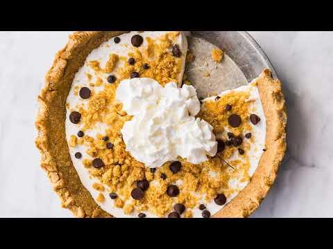 Gluten Free Pie Crust - 3 Ingredient Recipe!