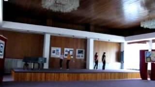 ZUŠ Rokycany - Irský tanec Video