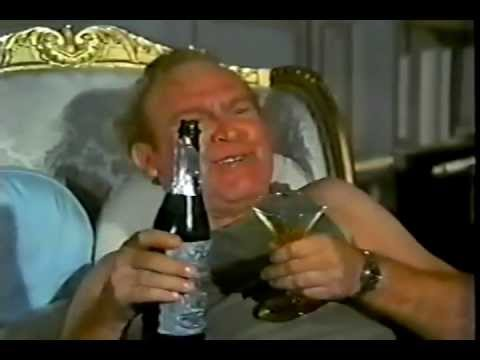 Gene Evans has a way with bottles...