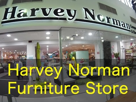 Harvey Norman Furniture CIty West Perth