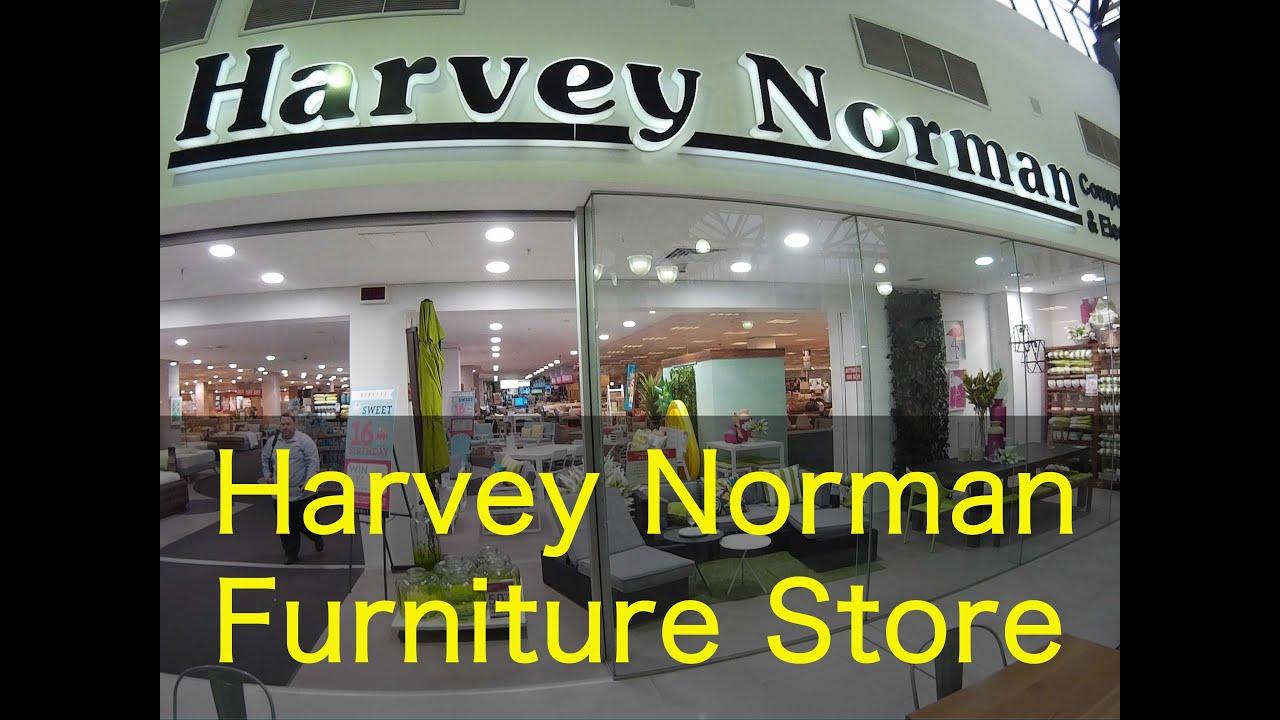 Gentil Harvey Norman Furniture CIty West Perth