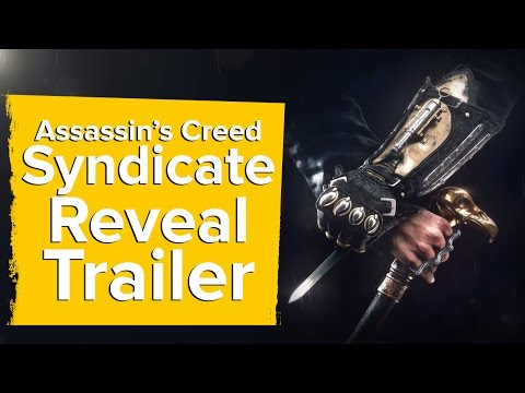 Assassin's Creed: Syndicate launches 23rd October on PS4, Xbox One