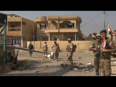 Iraqi forces ramp up Mosul offensive
