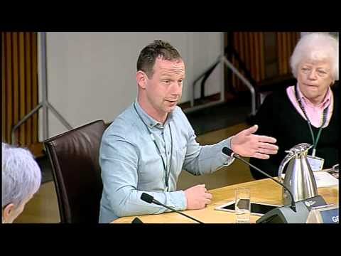 Education and Culture Committee - Scottish Parliament: 28th April 2015