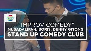 Situasi Komedi - Arif Didu Ngantri WC (Stand Up Comedy Club)