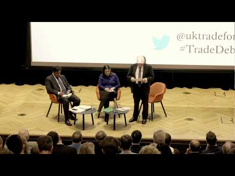 UK Trade Forum - The Great Trade Debate