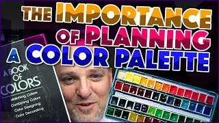 The Importance of Planning a Color Palette