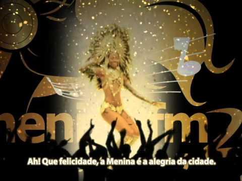 Samba Enredo Menina FM Gostosa de Ouvir