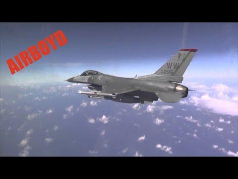 F-16 Operations Cope North 16