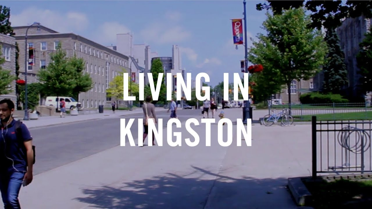 Living in Kingston - Queen's Psychology - YouTube