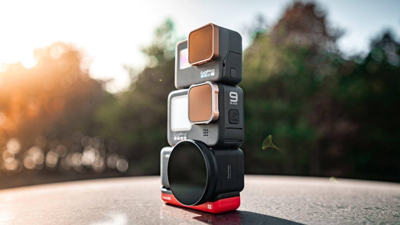 """GoPro 9 Black vs. GoPro 6 Black & Insta360 One R 1"""" (FPV Test)"""