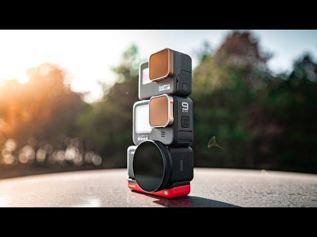 GoPro Hero 9 Black First Impressions! (vs. Hero 6 & Insta360 One R)