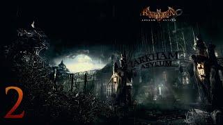 BATMAN ARKHAM ASYLUM | DIRECTO 2