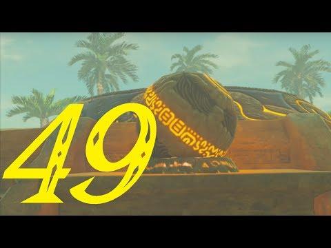 "Wasteland Shrines, Part 1 | Zelda: Breath of the Wild 100% Walkthrough ""41/???"" (No Commentary)"