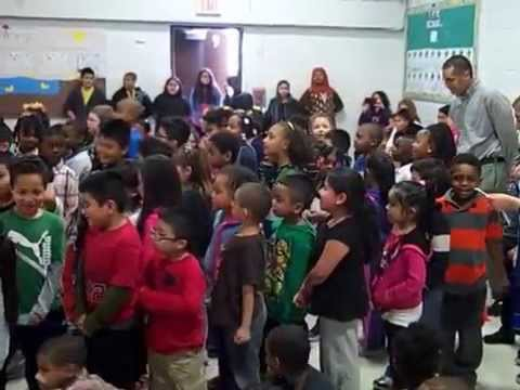 Elmwood Black History Month Assembly