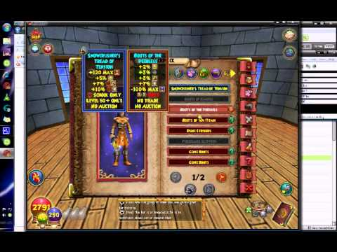 Grandmaster Gear For Wizard101 Youtube