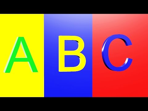 ABC SONG  Learn Deutsch