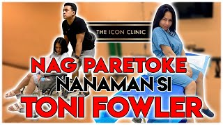 VLOG 048 NAGPARETOKE SI TONI FOWLER | LIPOSUCTION BELLY, BACK AND ARMS