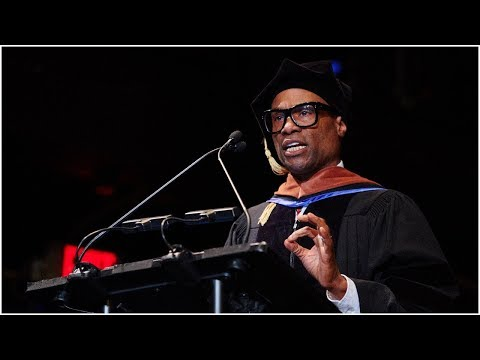 Billy Porter - Boston Conservatory at Berklee Commencement Address