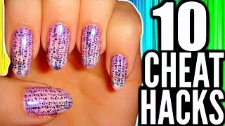 10 Genius Cheat Hacks That Everyone Should Know For Back To School!