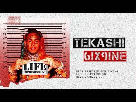 Tekashi 69遭到FBI逮補,面臨終身監禁的起訴⋯⋯