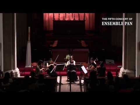 [Ensemble PAN] Johannes Brahms, Clarinet Qunitet in b minor, Op.115