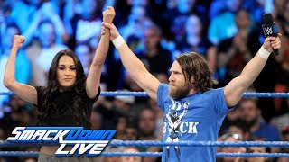 Daniel Bryan confronts The Miz, looking for a rematch at Hell in a ...