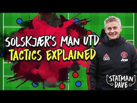 Ole Gunnar Solskjaer's Manchester United | Tactics Explained