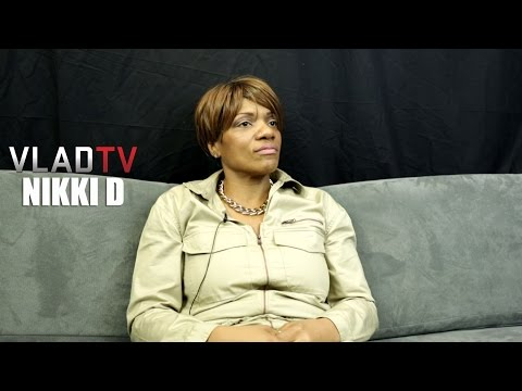 Nikki D Shares Story About 2Pac Whipping Out His Man Piece