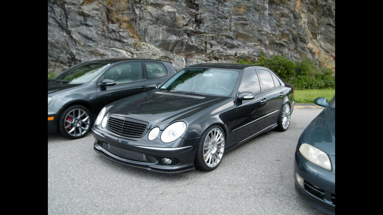 Eurocharged E55 AMG 65 to 130