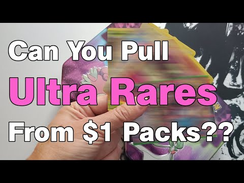Opening $1 Pokémon Booster Packs From Dollar General And Dollar Tree - Gettin' Jiggly Wit It
