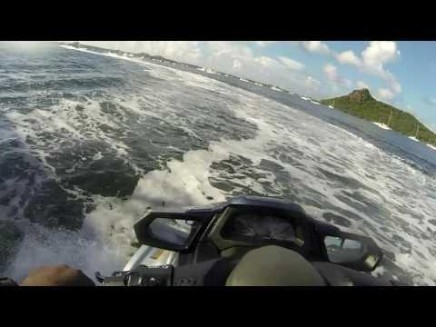 Jet Ski Guadeloupe (Sin Maarten)