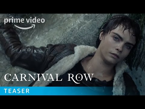 Carnival Row - Teaser: Refugees of Carnival Row   Prime Video