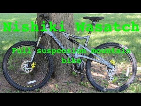 Nishiki Wasatch 2013 Mountain Bike Review