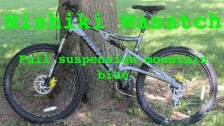 Nishiki Wasatch 2013 Mountain Bike Review