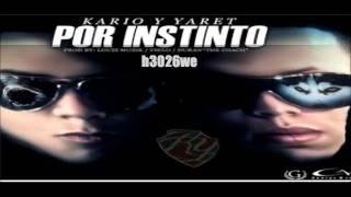 Por Instinto-Kario Y yaret