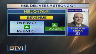 HSIL Delivers Strong Q4